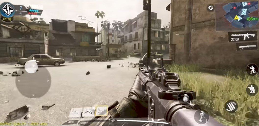 Call of Duty su smartphone