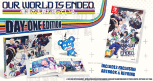 our world is ended playstation 4 switch