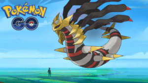 Pokemon GO: Giratina forma alternativa