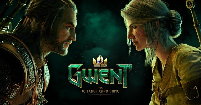 Gwent: disponibile su IOS