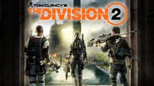 La copertina di Tom Clancy's The Division 2