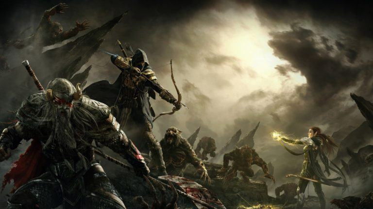 The Elder Scrolls online gratis su steam gioco