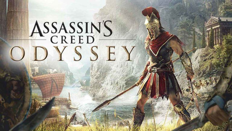 Assassin's Creed Odyssey Story Creator Mode Ubisoft
