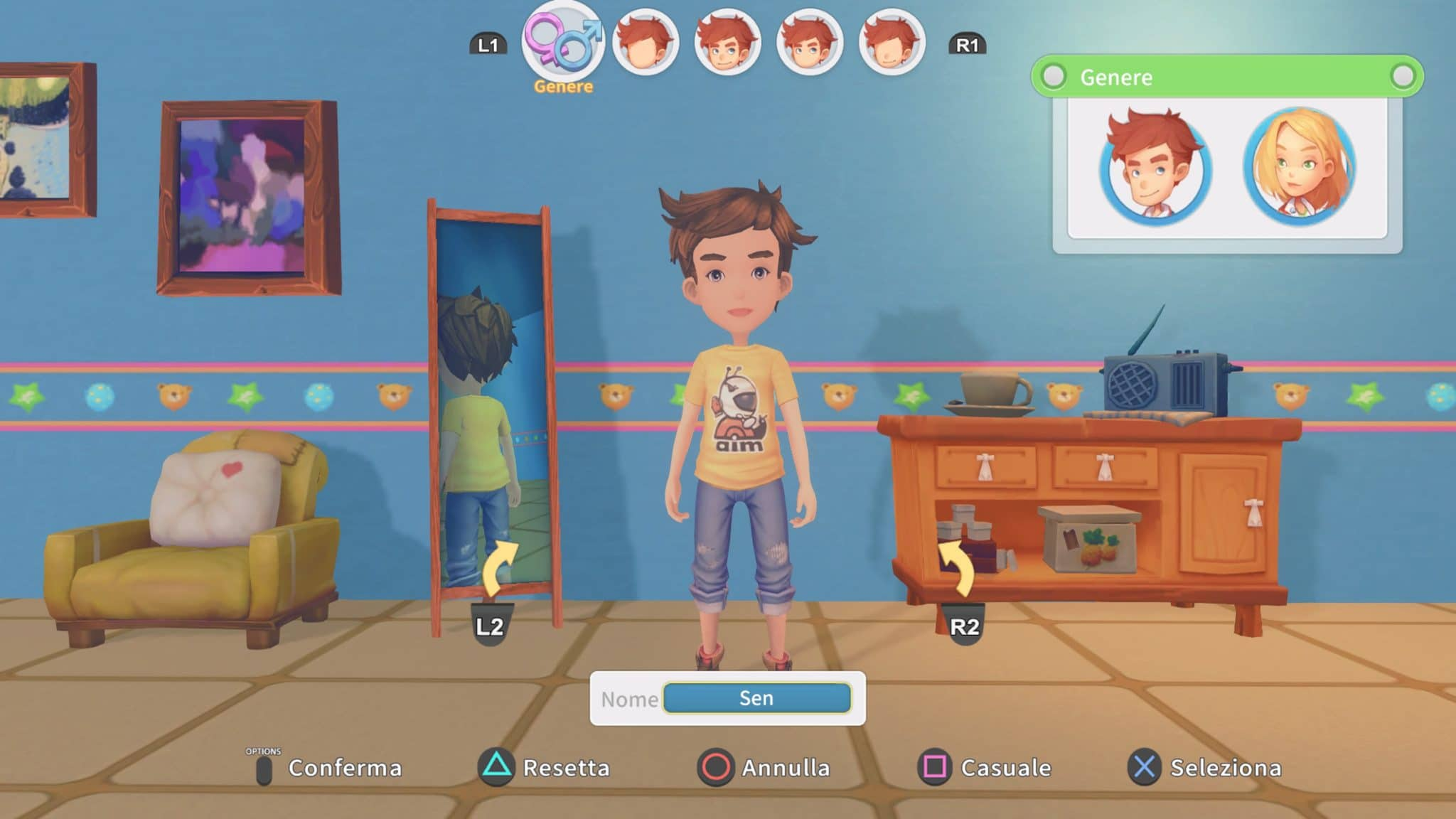 my time at portia editor