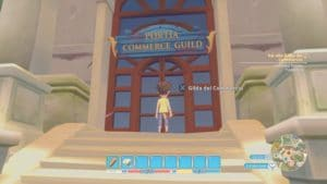 my time at portia screen
