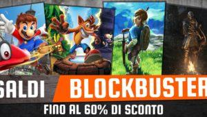 Nintendo Switch saldi eshop