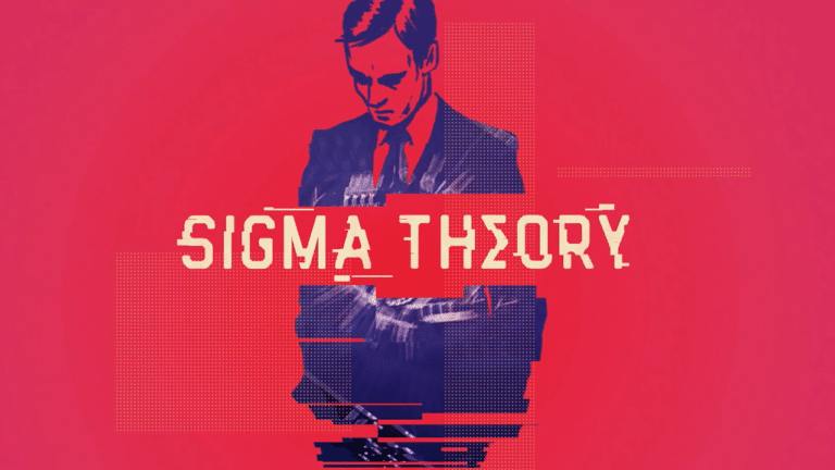 Cover ufficiale di The Sigma Theory