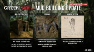 green hell mud building update