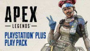 Apex Legends pack gratis skin PlayStation Plus