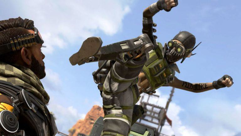 Apex Legends piggy-backing diventa motivo di ban per alcuni giocatori
