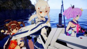 Azur Lane: Crosswawe