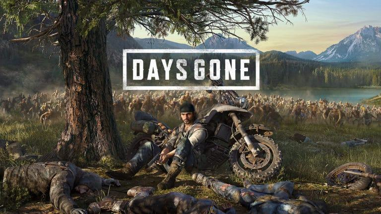 Days Gone primo in classifica in Giappone