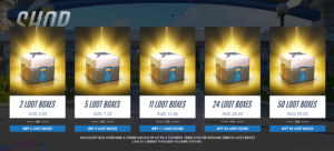 Loot Boxes USA