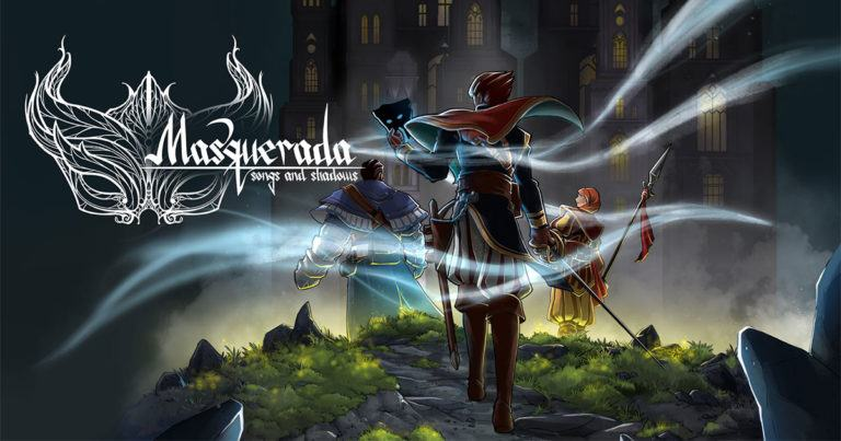 Masquerada: Songs and Shadows recensione per Nintendo Switch