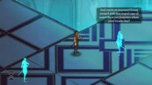 Masquerada: Songs and Shadows apparizione fantasmi