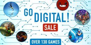Nintendo Switch eShop Go Digital giochi offerte