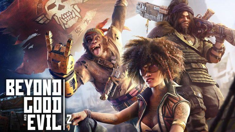 Beyond Good & Evil 2: il reveal settimana prossima