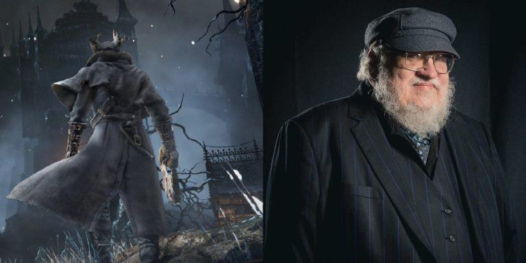 fromsoftware george r.r. martin rumor