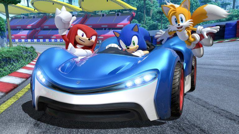 Team sonic racing microtransazioni