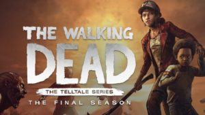 The Walking Dead: The Telltale Series riassunto in 8 Bit