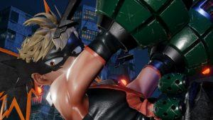 Bakugo Jump Force Screen 2