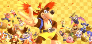 Banjo-Kazooie Super Smash Bros. Ultimate