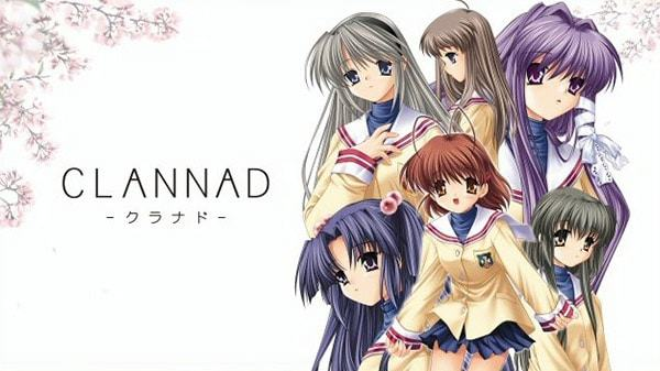 Clannad Nintendo Switch