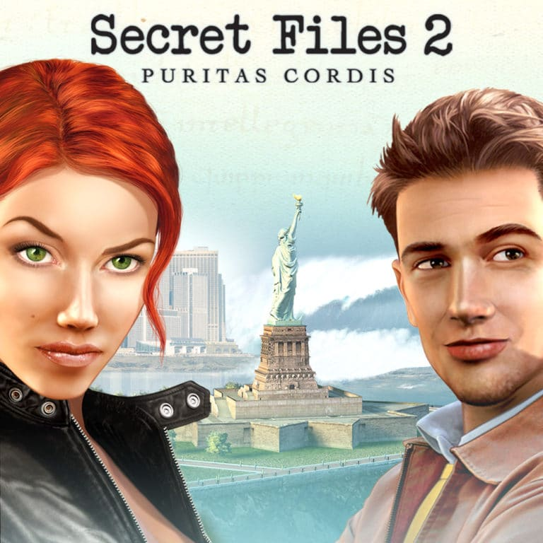 Secret Files 2 Puritas Cordis nintendo switch
