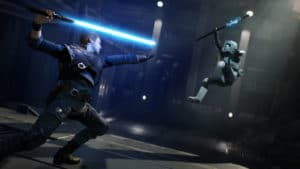Star Wars Jedi Fallen Order trailer gameplay esteso