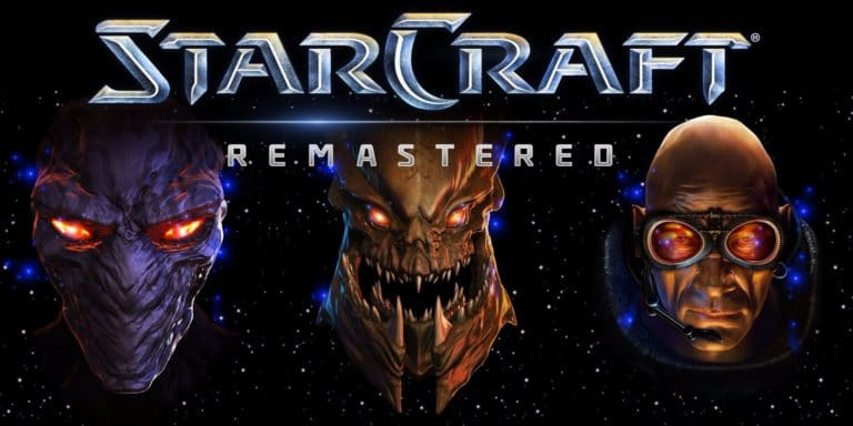 La cover di Starcraft Remastered