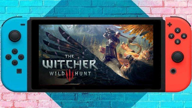 The Witcher 3 Switch trailer