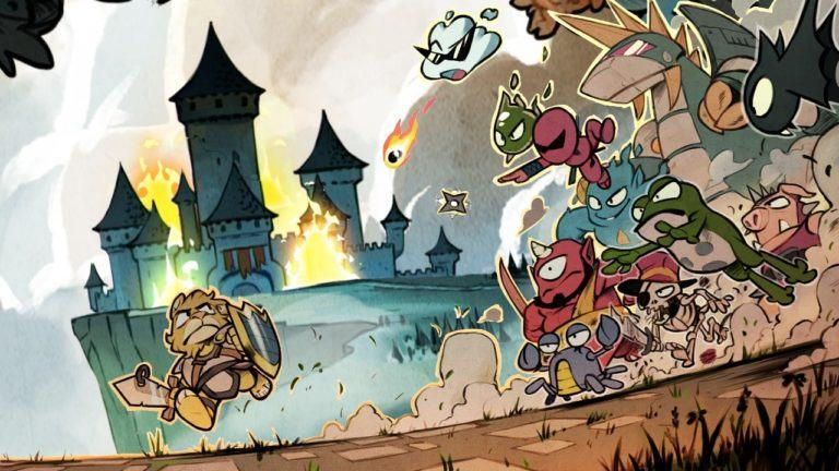 Wonder Boy: The Dragon's Trap recensione per Android