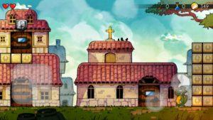 Wonder Boy The Dragon's Trap schermata di gioco su Android