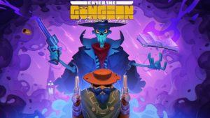 La copertina di Enter the Gungeon su Epic Games Store