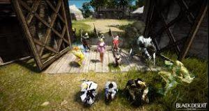 Pearl Abyss mmorpg
