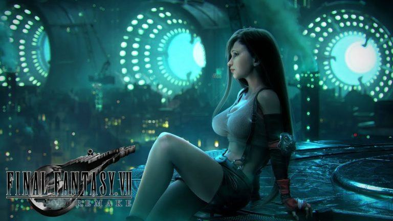 Final Fantasy VII Remake: Censura Tifa