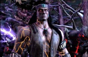 Nightwolf in Mortal Kombat 11