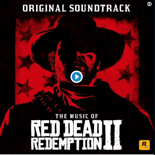 Red Dead Redemption 2 Album Cover