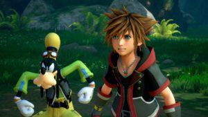 Kingdom Hearts III, finestra di lancio per ReMind