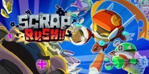 scrap rush recensione gioco nintendo switch gameplay bomberman