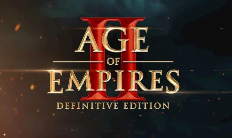 La copertina di Age of Empires II Definitive Edition