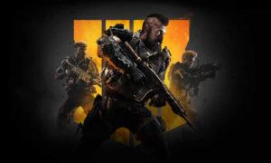 Call of Duty Black Ops 4 Pandemic