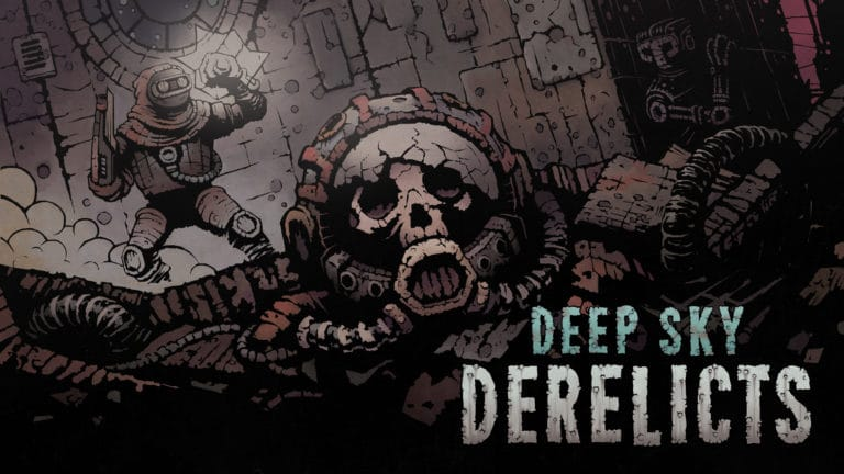 La cover di Deep Sky Derelicts