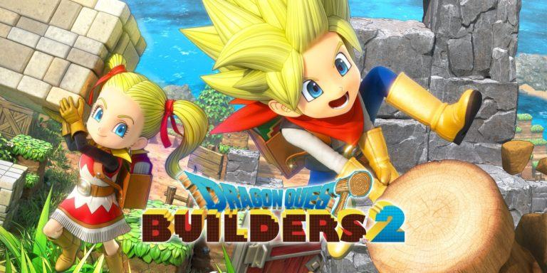Dragon Quest Builders 2 nuovo trailer