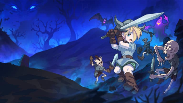 Ghoulboy: Dark Sword of Goblin, la recensione per PlayStation 4