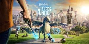 Evento Brillante Harry Potter Wizards United