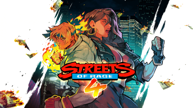 Streets of Rage 4 Cover