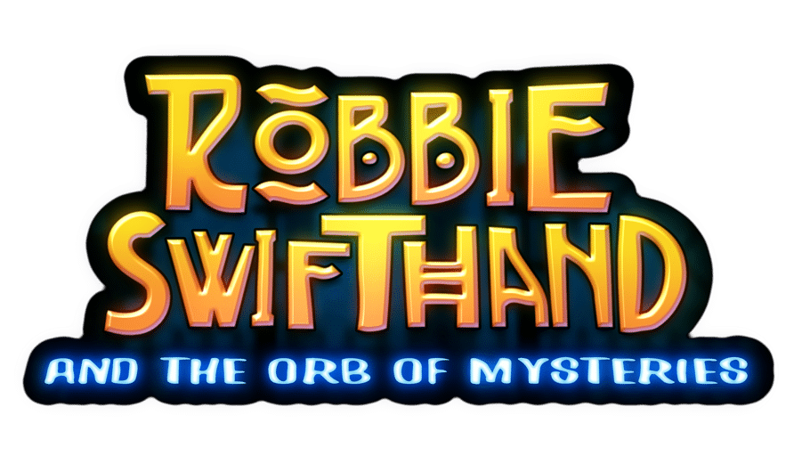 Logo di Robbie Swifthand and the Orb of Mysteries