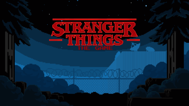 La cover di Stranger Things 3: The Game