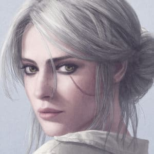 Artwork relativo a The Witcher 3
